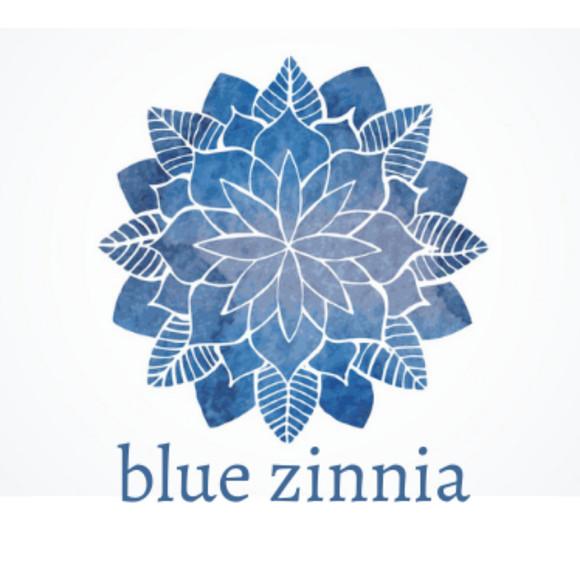 bluezinnia